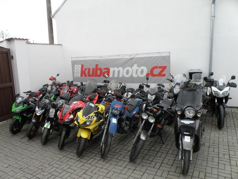 Vítejte na stránkách kubamoto.cz